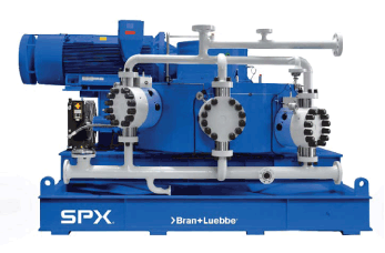 NOVAPLEX Vector Diaphragm Pumps